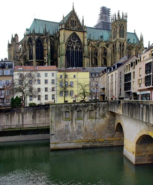 METZ 103 la Lorraine, Beaute et Paysages de notre Belle France, Guy Peinturier
