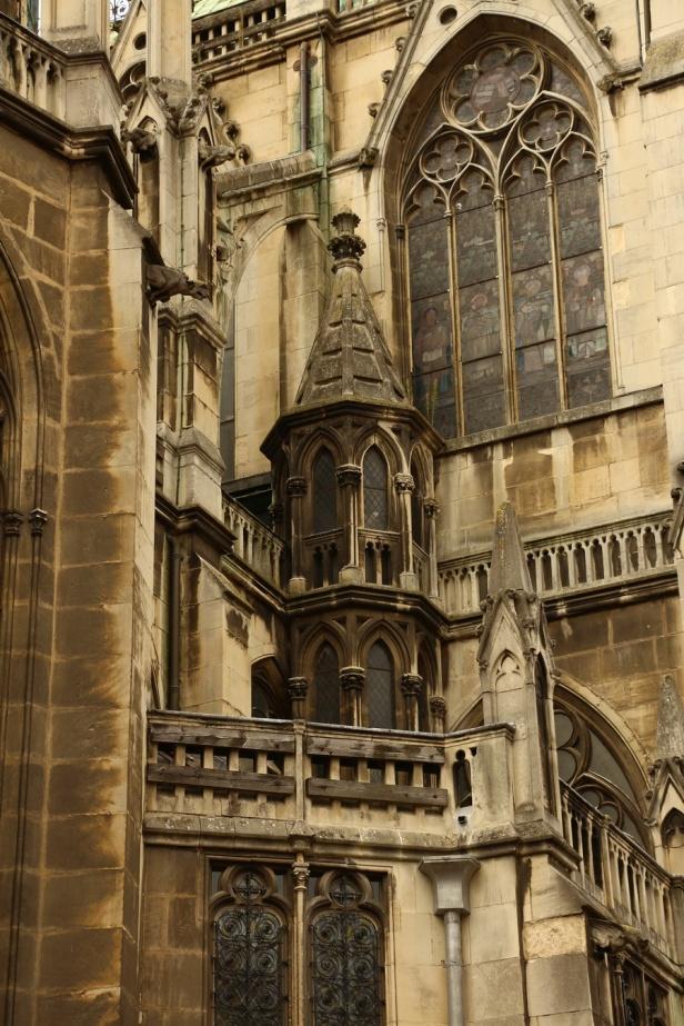 NANCY  Basilique Saint YPVRE 12  Balades en France - Guy Peinturier
